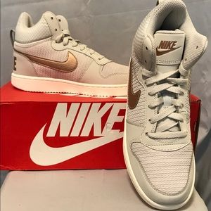 New with box - Nike court shoes. Never worn!